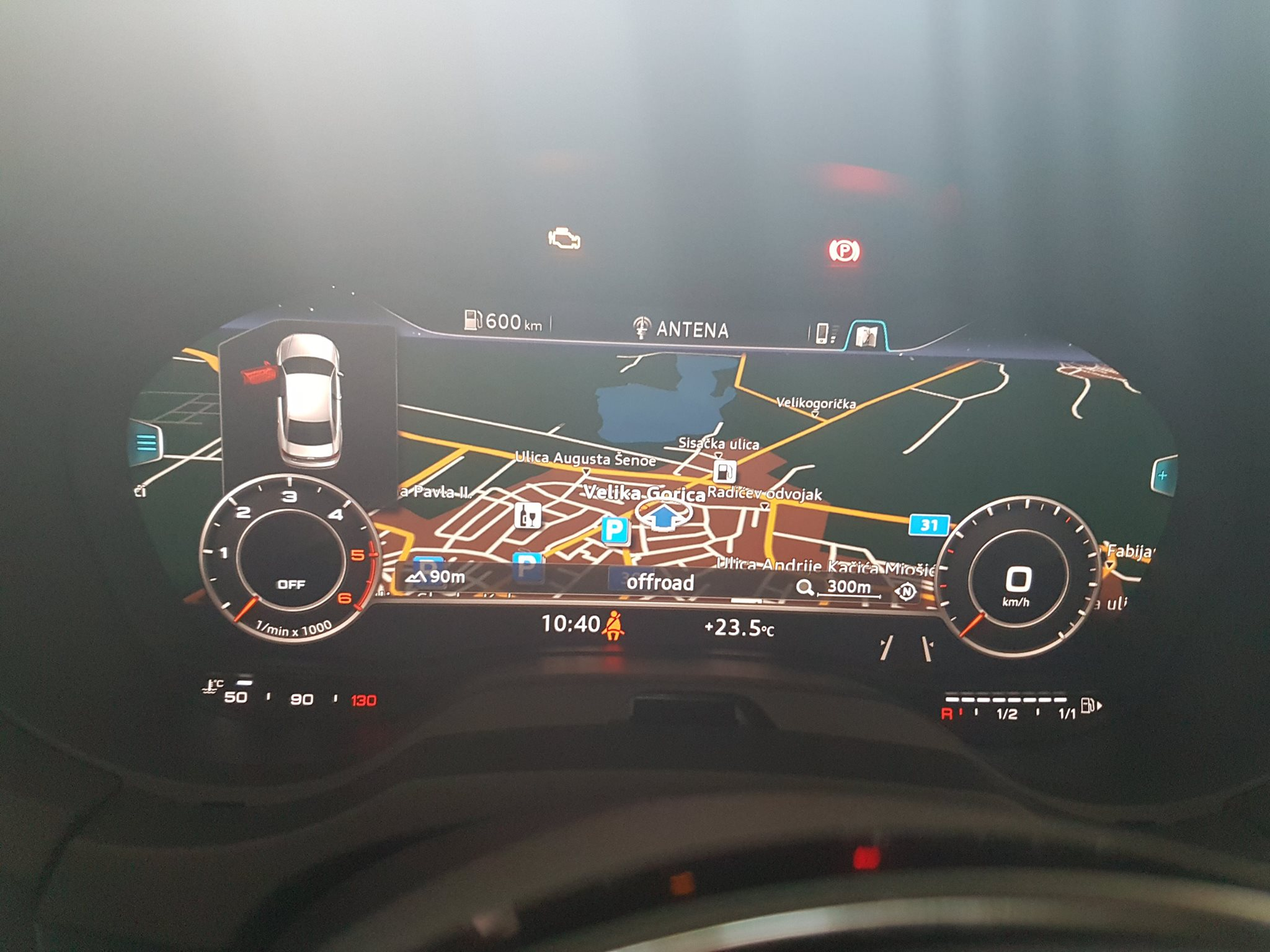 2015 audi a3 retrofitted with virtual cockpit other facelift features autoevolution