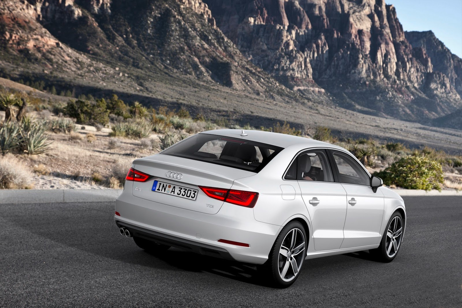 2015 audi a3 sedan us pricing announced video autoevolution. Black Bedroom Furniture Sets. Home Design Ideas