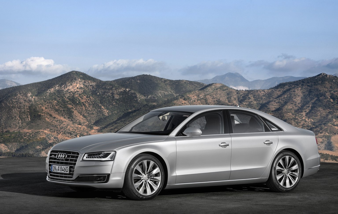 2015 audi a8 pricing and details announced autoevolution. Black Bedroom Furniture Sets. Home Design Ideas
