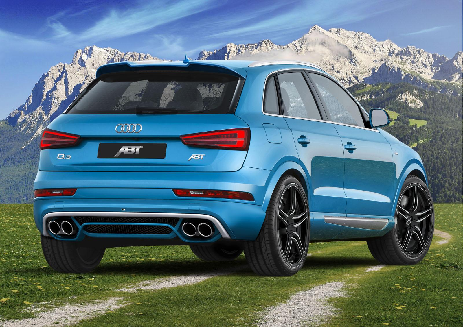 2015 Audi Q3 Getting 120 Hp Base Version In 2015 1 6 Tdi Or 2 0 Tdi