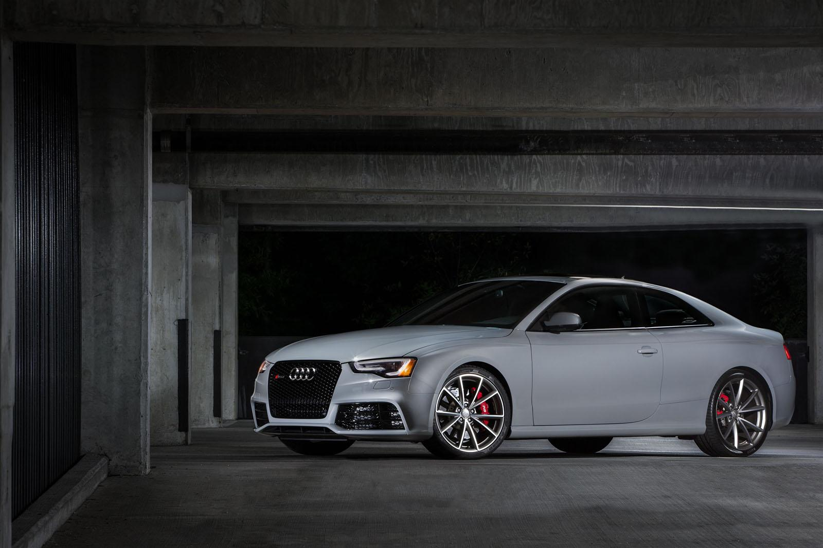 2015 Audi Rs5 Coupe Sport Edition Revealed Autoevolution