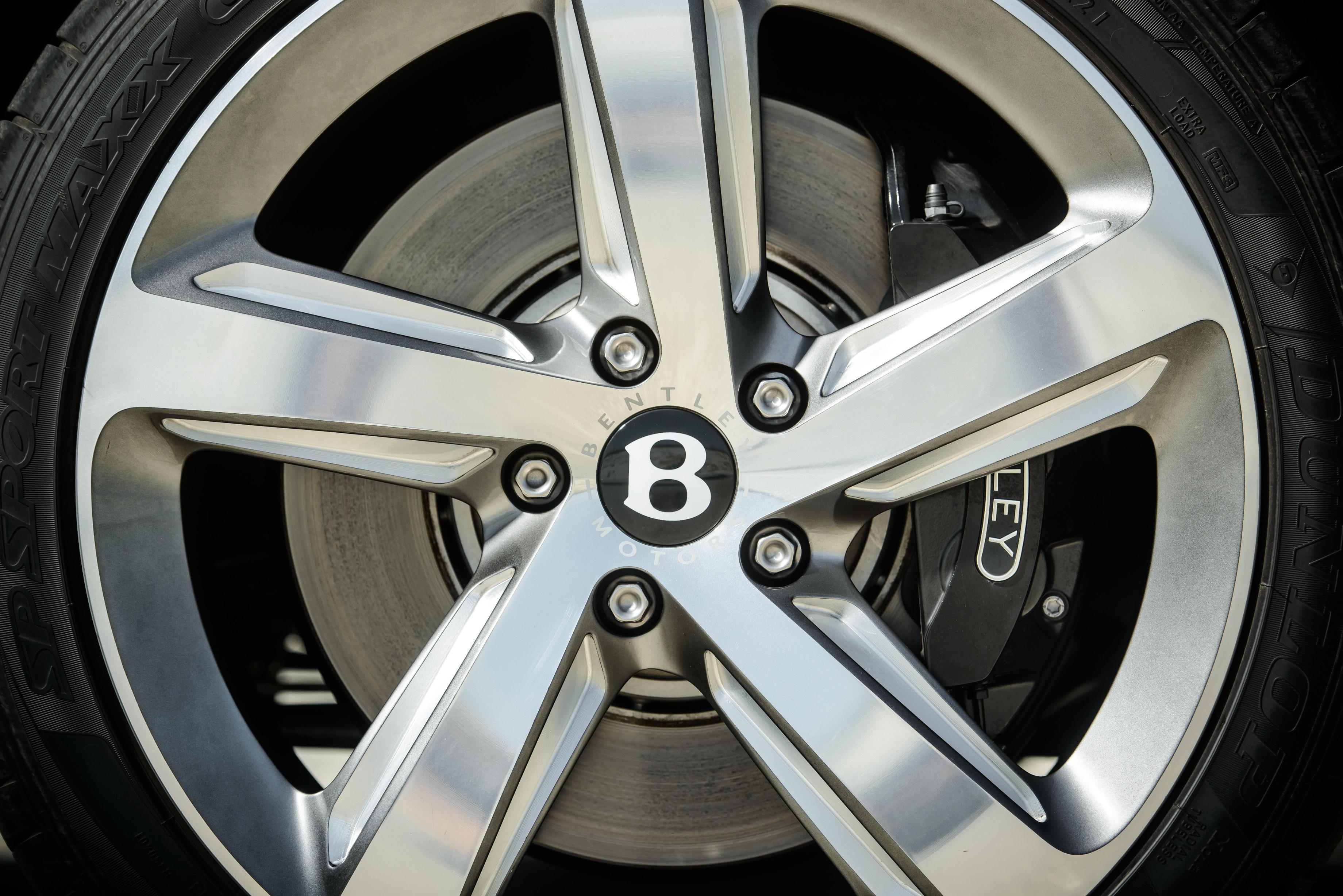 Колесные диски Bentley Mulsanne Speed 2015 года