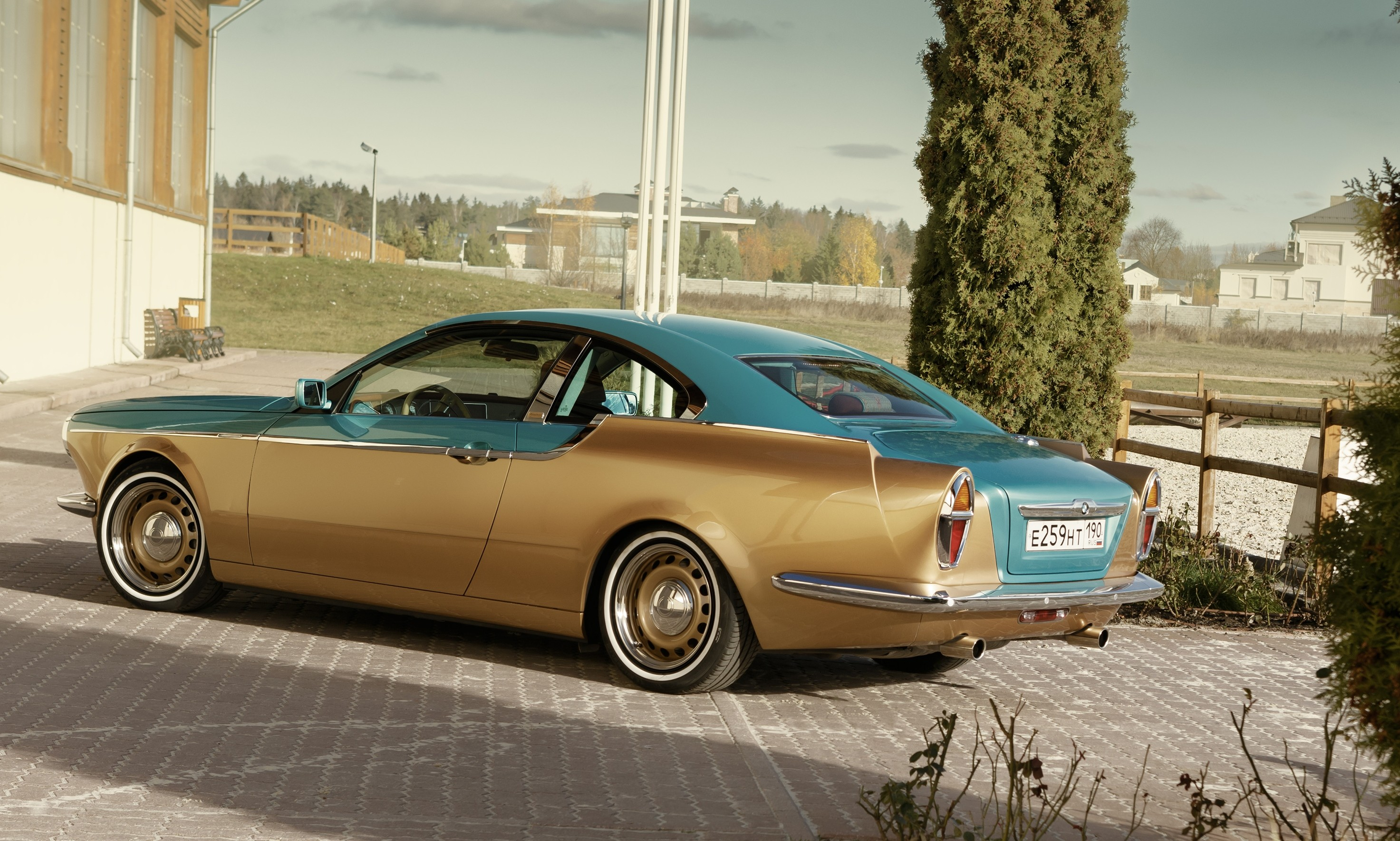 2015 Bilenkin Vintage Is A Bmw M3 Turned Retro Russian Coupe With Omg Factor Autoevolution