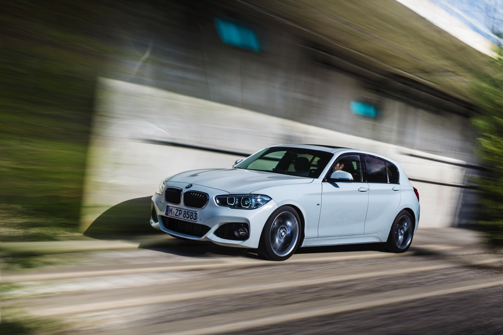... BMW 1 Series Facelift ...