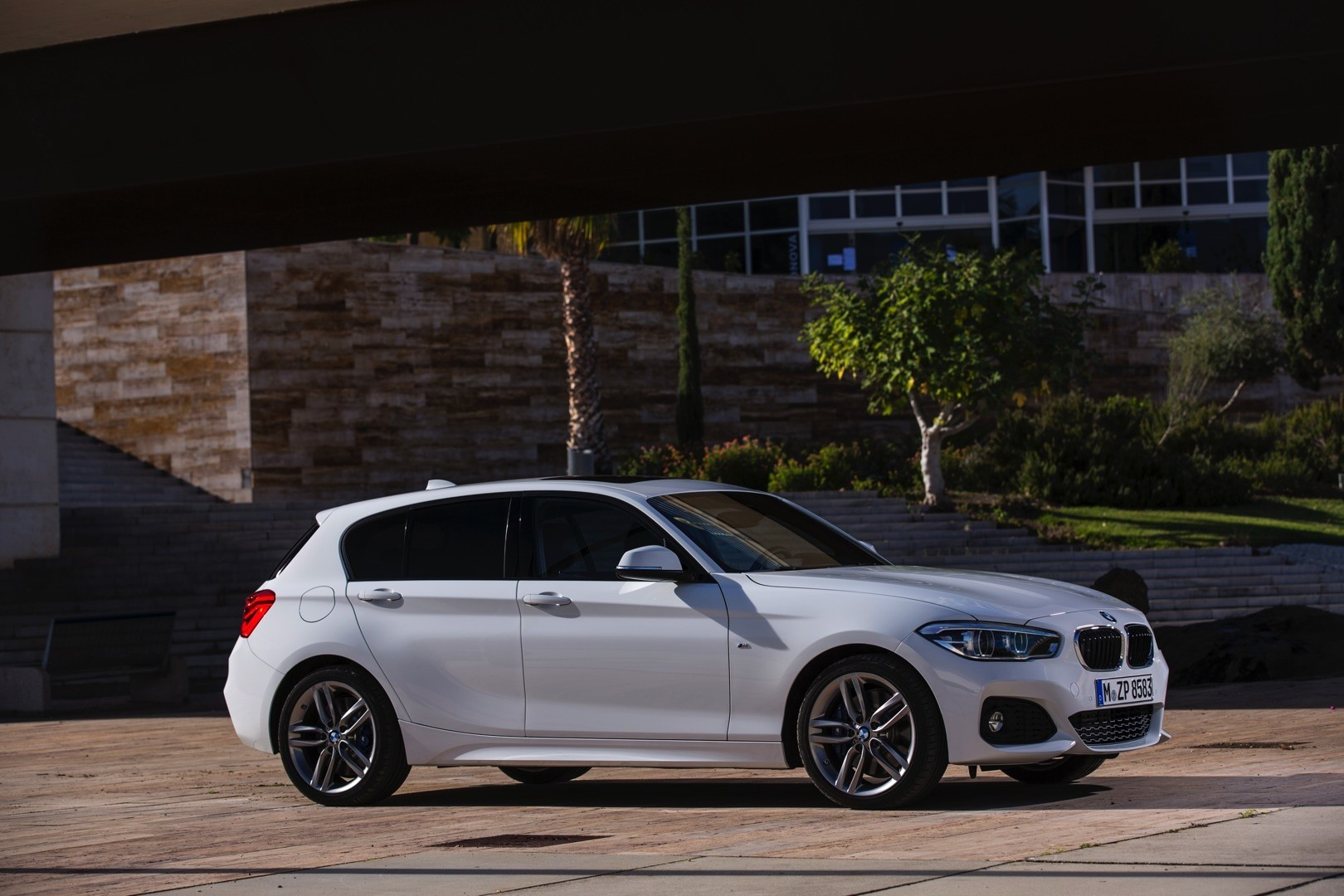 ... 2015 BMW 1 Series Facelift ...