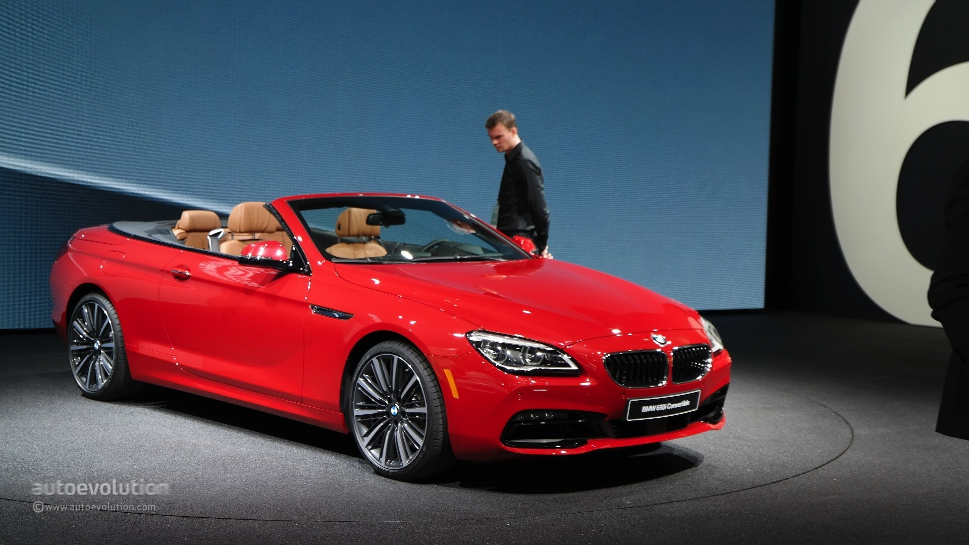 bmw m6 gran coupe facelift wows an astronaut in latest. Black Bedroom Furniture Sets. Home Design Ideas