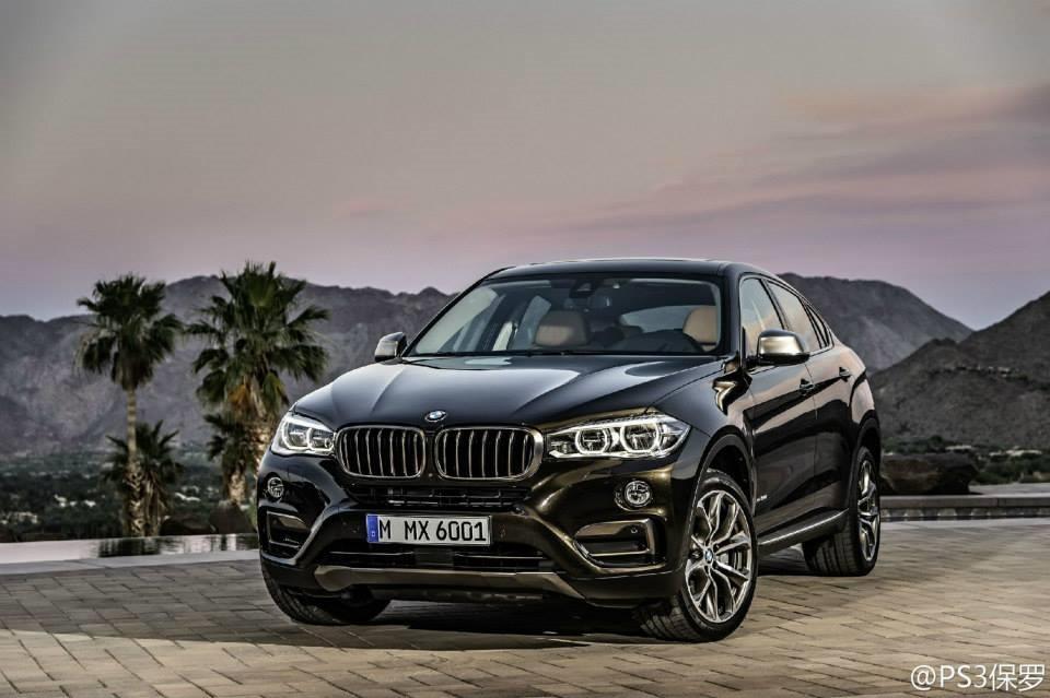 2015 BMW X6 2015 BMW X6 ...