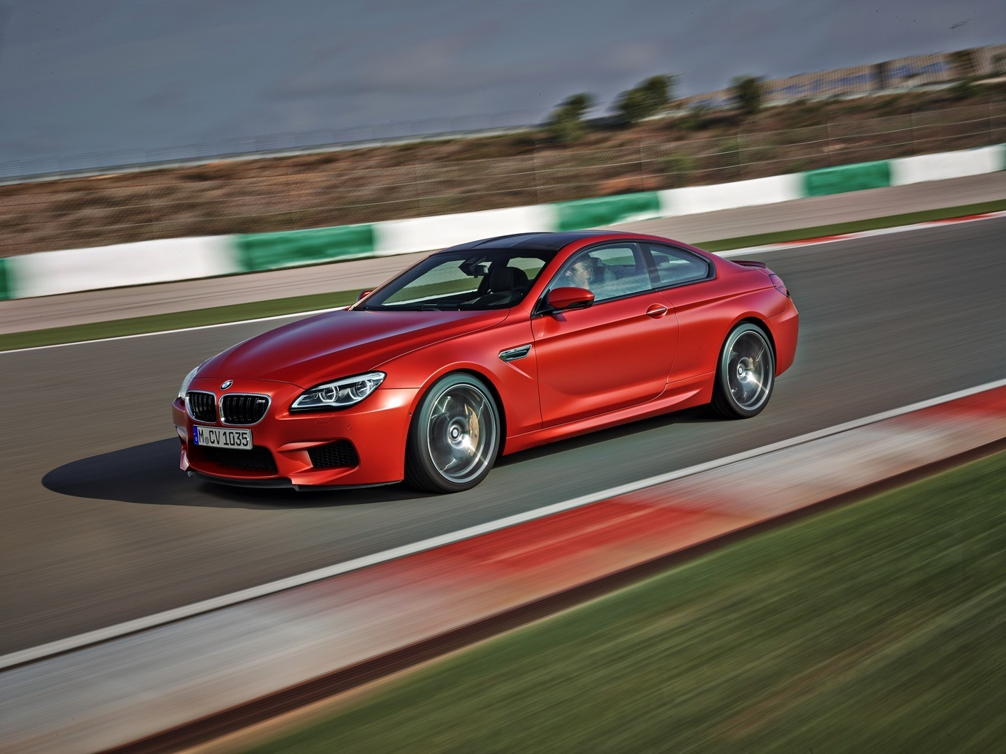 ... 2015 BMW M6 Facelift ...