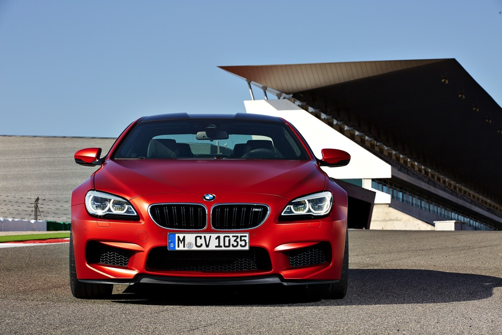 2015 BMW M6 Facelift Comes Out with a New Face - autoevolution