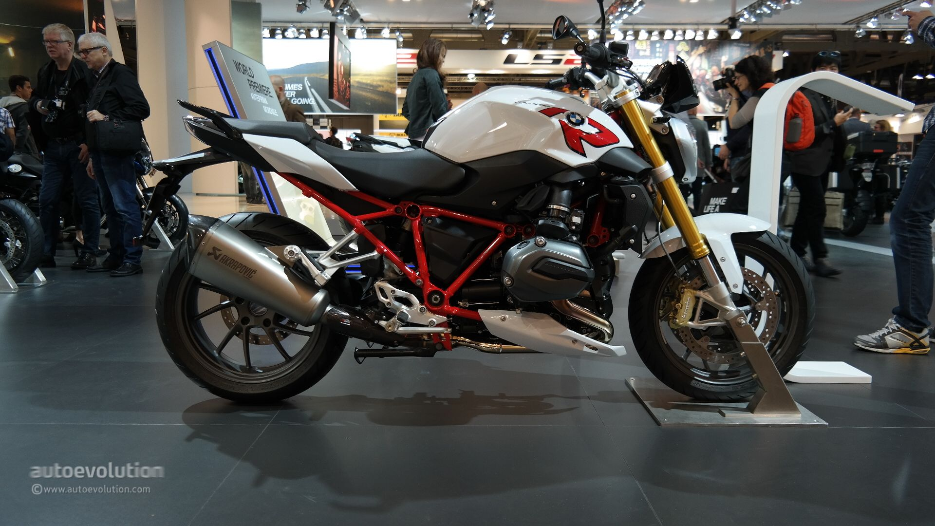 2015-bmw-r1200r-live-photos_7 Extraordinary Bmw R 1200 R Nine T Cars Trend