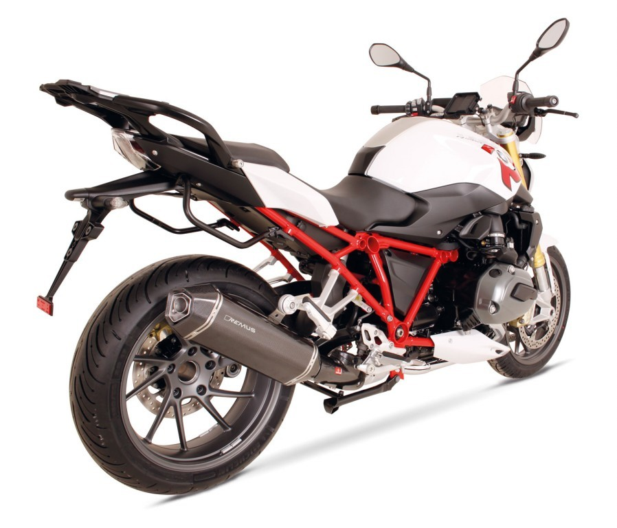 2015 BMW R1200R Receives Extra Power from All-New Remus Exhausts ...