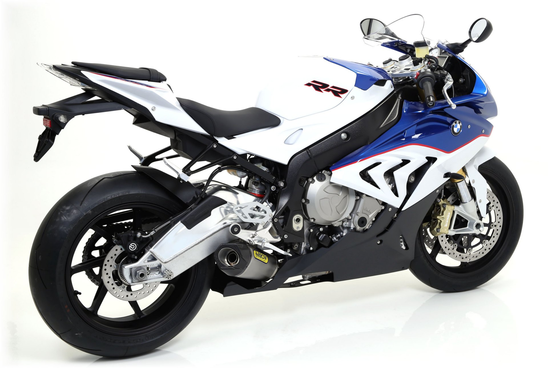 2015 bmw s1000rr gets full range of arrow exhausts. Black Bedroom Furniture Sets. Home Design Ideas