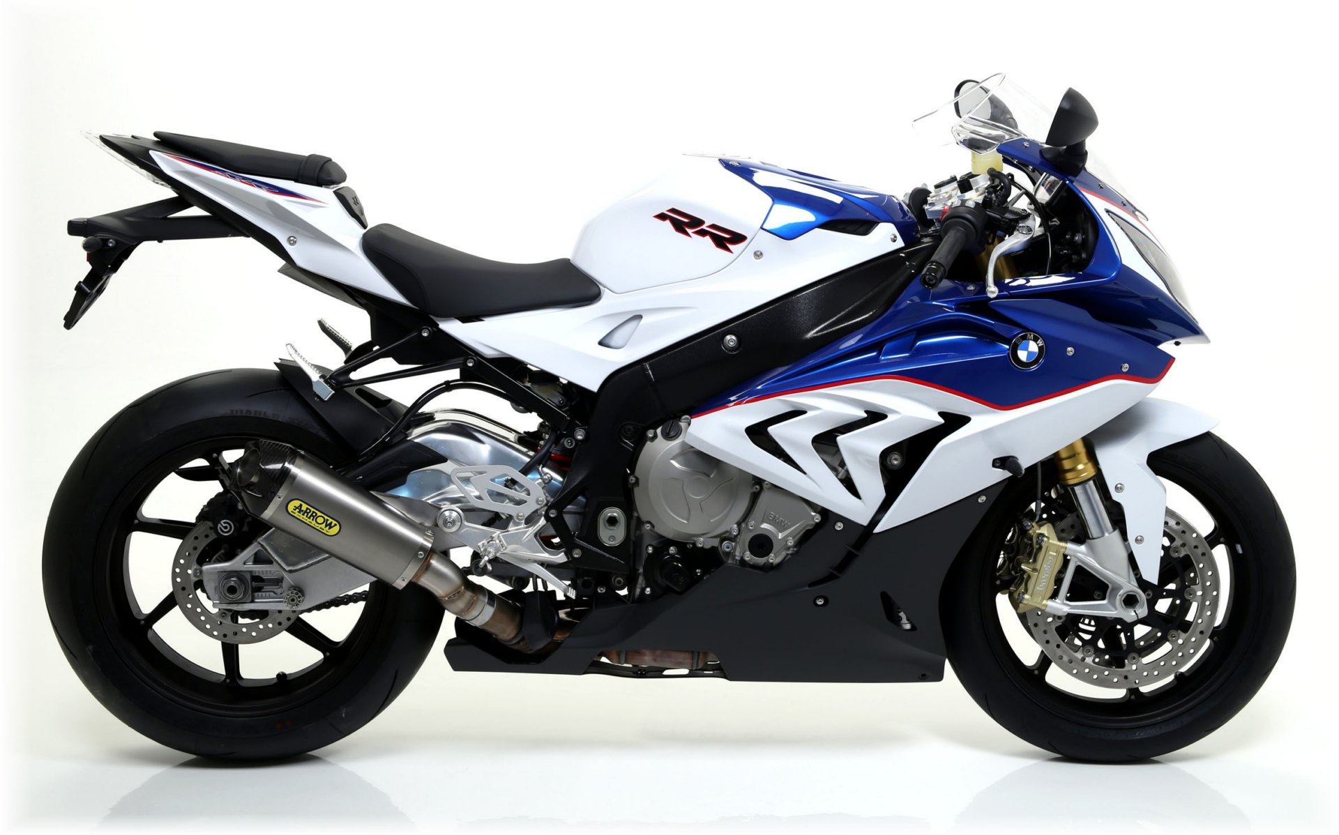 Bmw S1000rr For Sale >> 2015 BMW S1000RR Gets Full Range of Arrow Exhausts - autoevolution