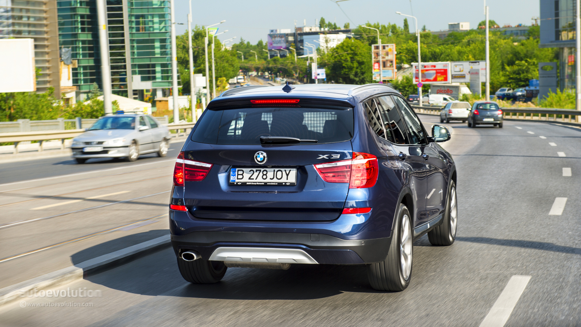 2015 BMW X3 First Drive Review - autoevolution