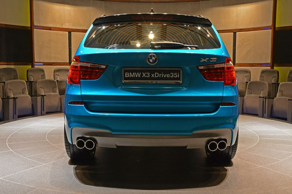 2015 Bmw X3 Xdrive28d Gets 30 Mpg Rating From Epa Autoevolution