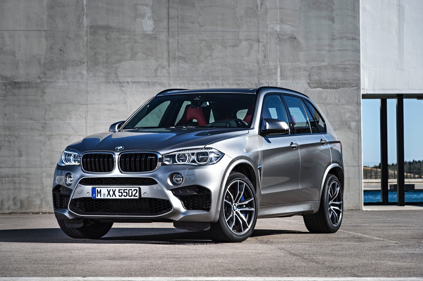 2015 Bmw X5 M And X6 M Unveiled With 575 Hp And 8 Speed Gearbox
