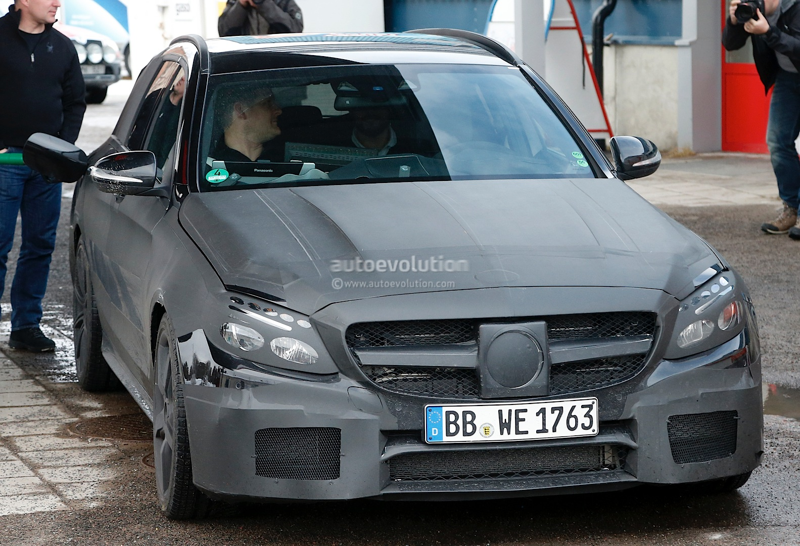 2015 c 63 amg wagon s205 to also get s model version for Different models of mercedes benz