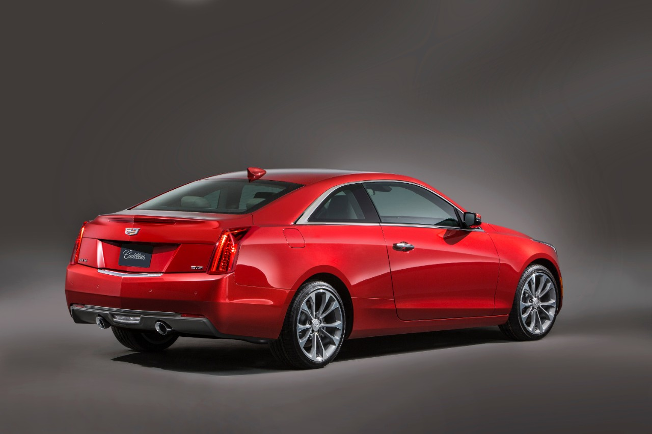 2015 cadillac ats coupe pricing starts at 38 990 autoevolution. Black Bedroom Furniture Sets. Home Design Ideas