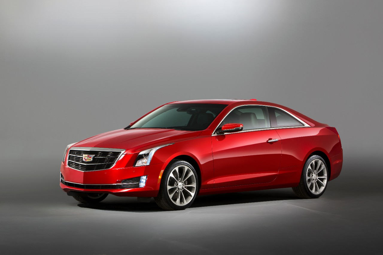 2015 cadillac ats coupe pricing starts at 38 990. Black Bedroom Furniture Sets. Home Design Ideas