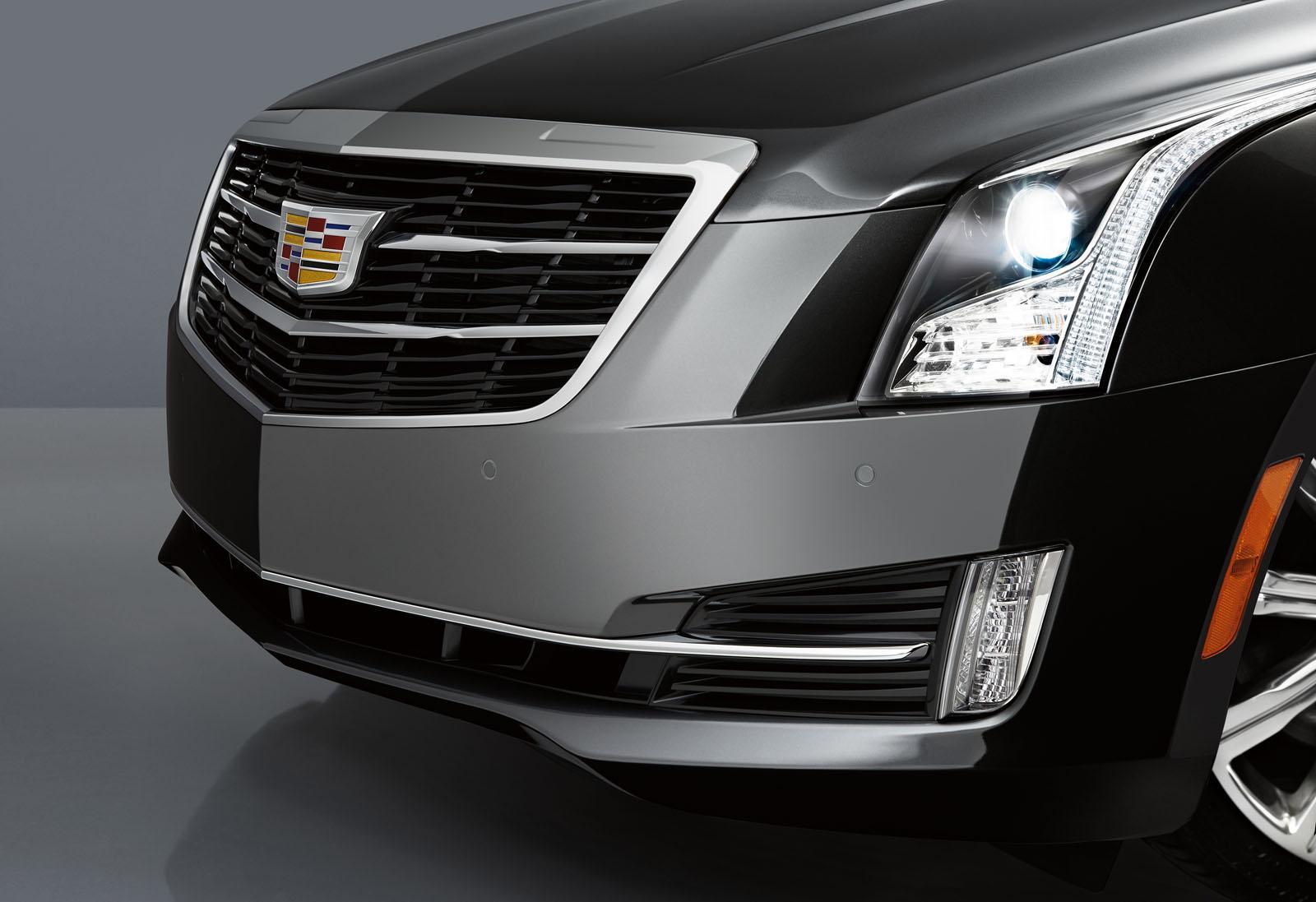 cadillac logo 2015. 2015 cadillac ats sedan logo