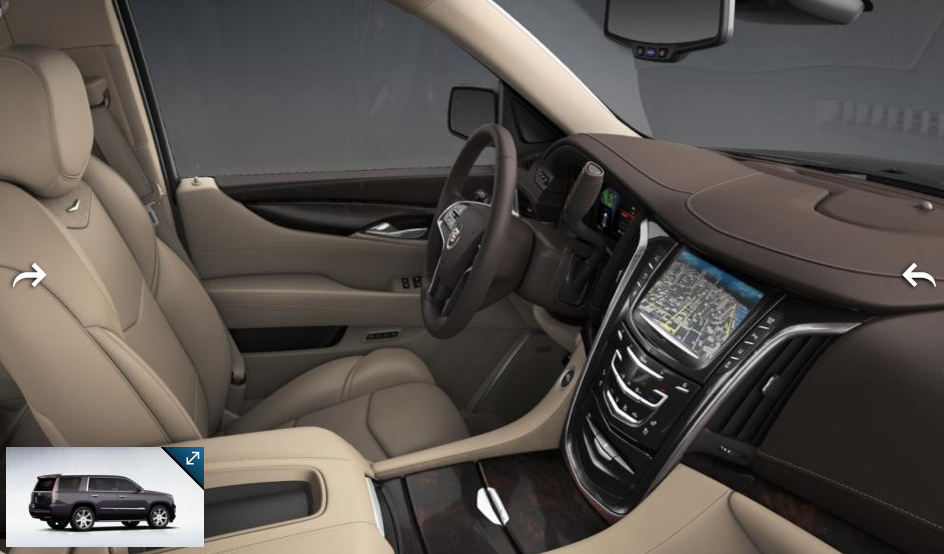 2015 Cadillac Escalade Gets 7 Exterior Colors 3 Interior Autos Post