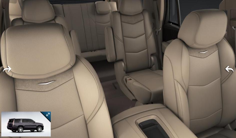 2015 Cadillac Escalade Gets 7 Exterior Colors, 3 Interior