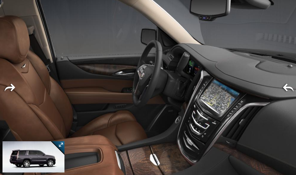 2015 Cadillac Escalade Gets 7 Exterior Colors 3 Interior Html Autos Post