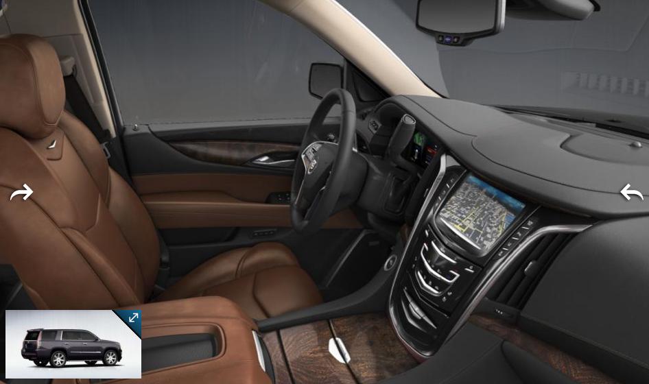 2015 Cadillac Escalade Gets 7 Exterior Colors 3 Interior Html Autos Post