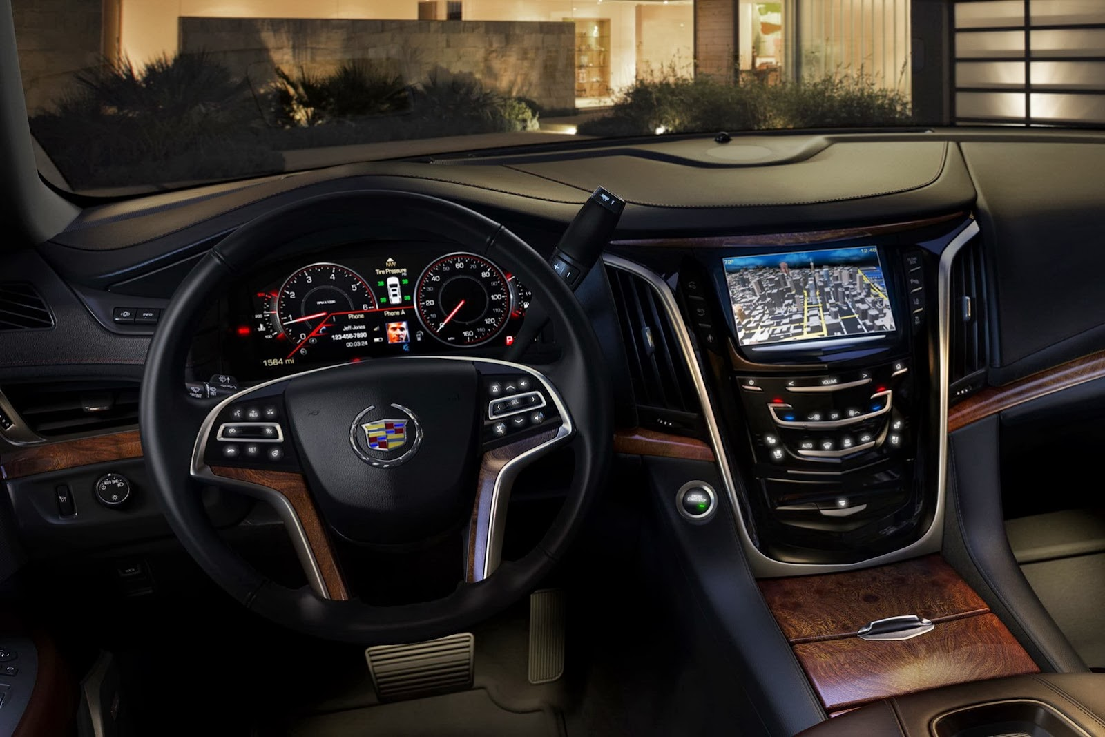 Cadillac Escalade Officially Revealed Videophoto Gallery