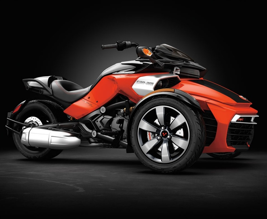 2015 can am spyder f3 specs and prices revealed plus more autoevolution. Black Bedroom Furniture Sets. Home Design Ideas