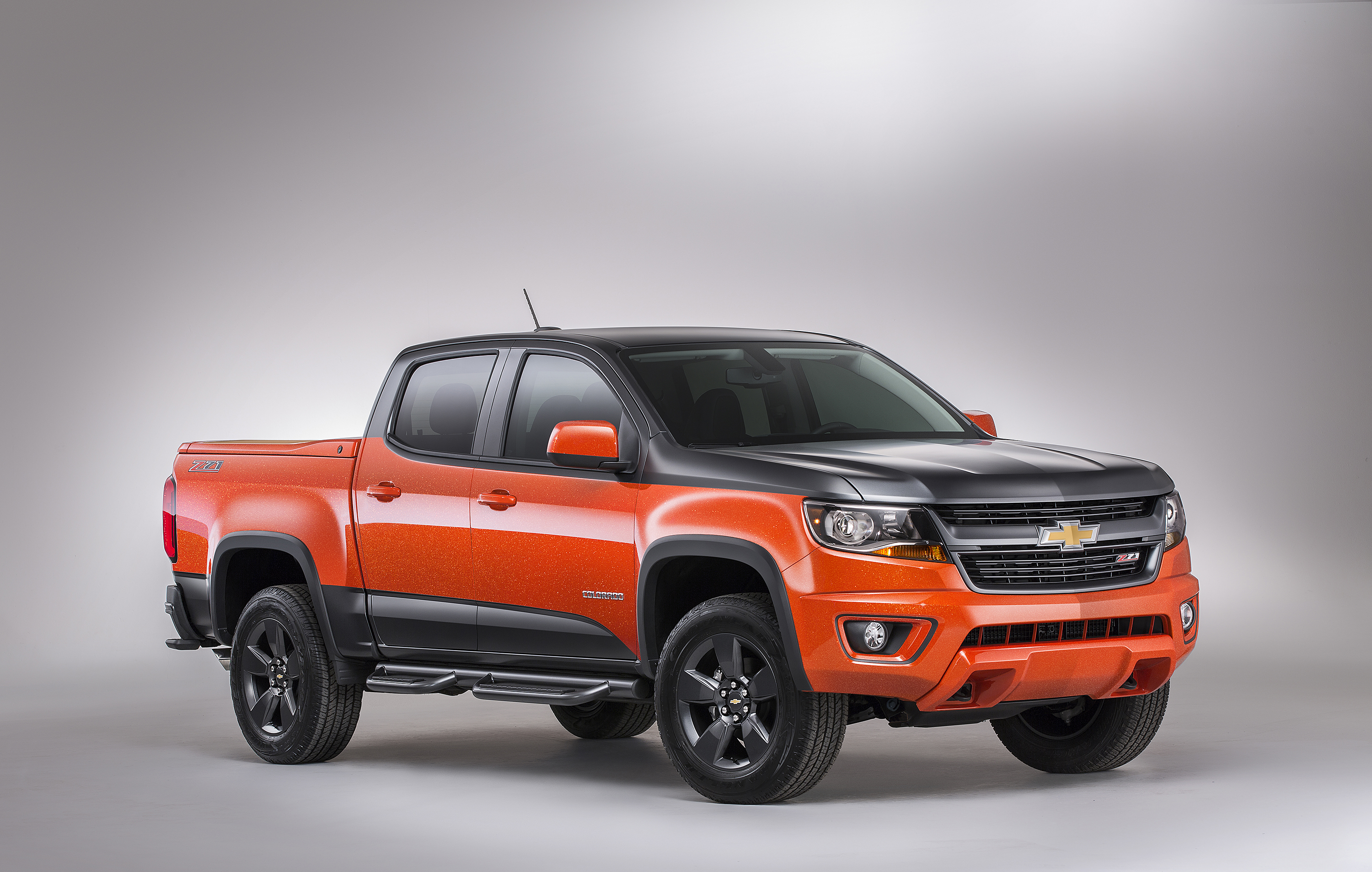 2015 Chevrolet Colorado Concepts Unveiled At Sema Video