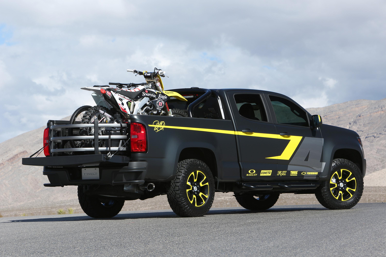 2015 Chevrolet Colorado Concepts Unveiled At Sema Video