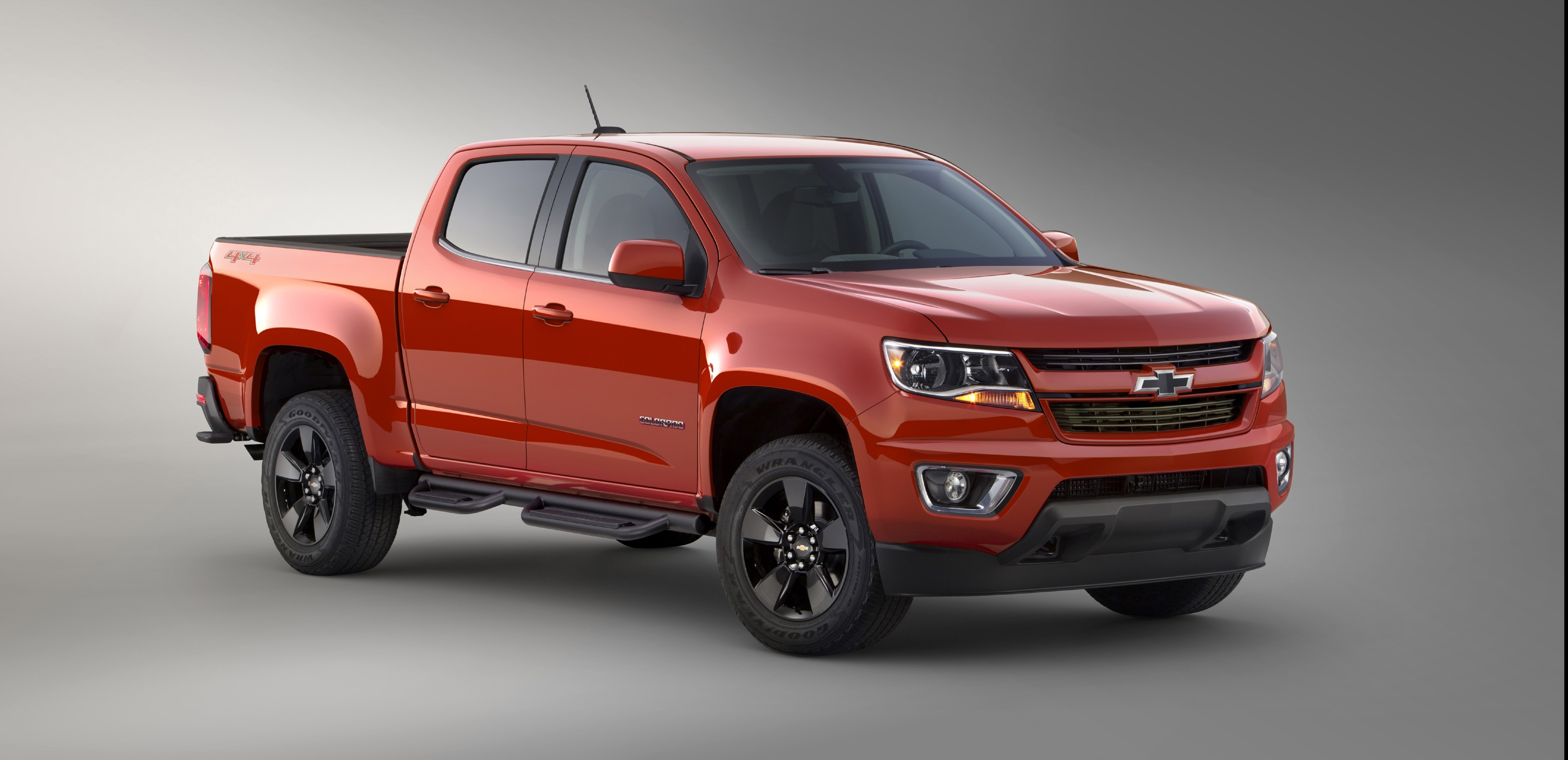 2015 Chevrolet Colorado Gearon Edition Confirmed To Debut