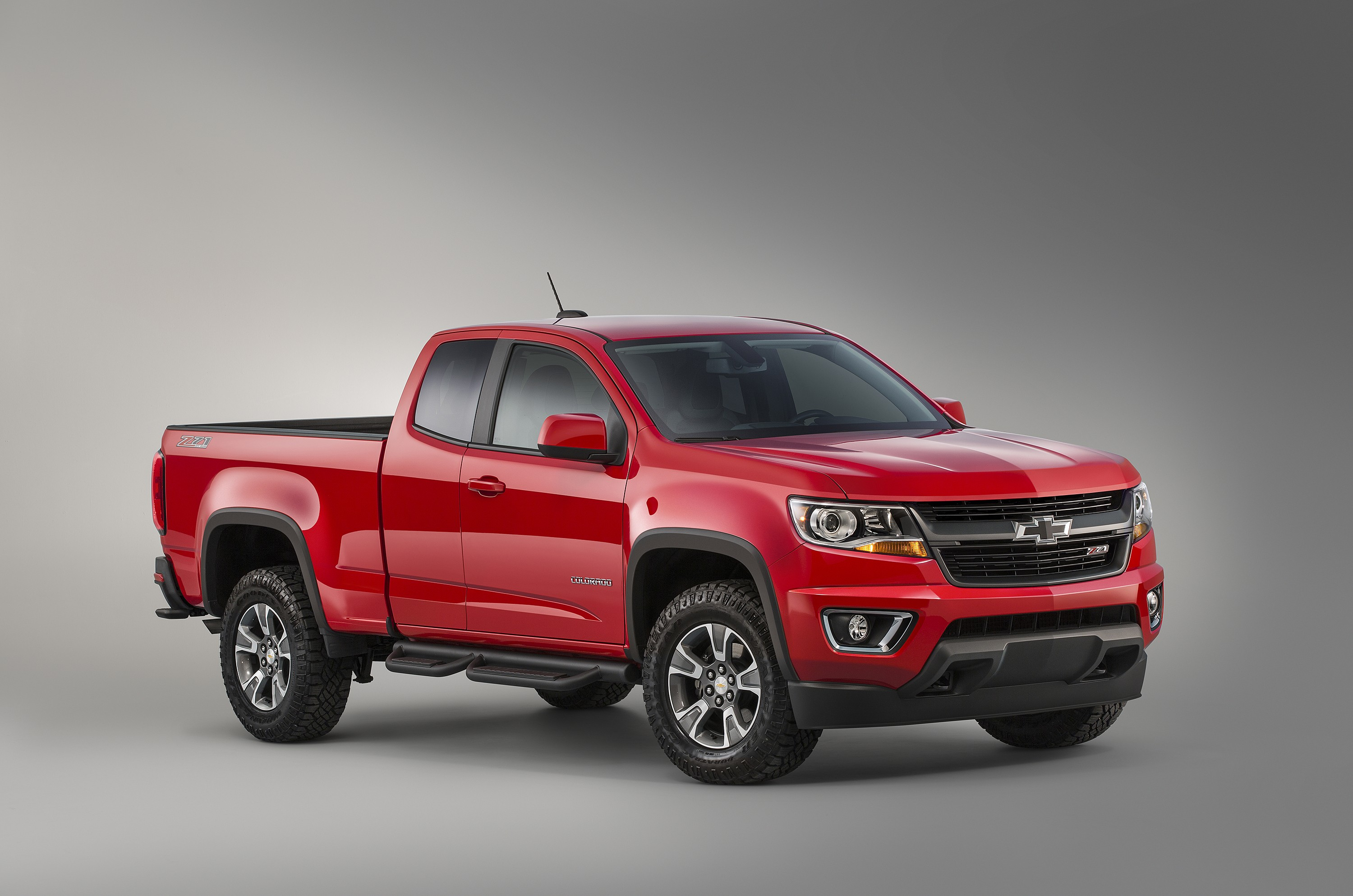 2015 chevrolet colorado trail boss edition is a tougher z71 photo gallery autoevolution. Black Bedroom Furniture Sets. Home Design Ideas