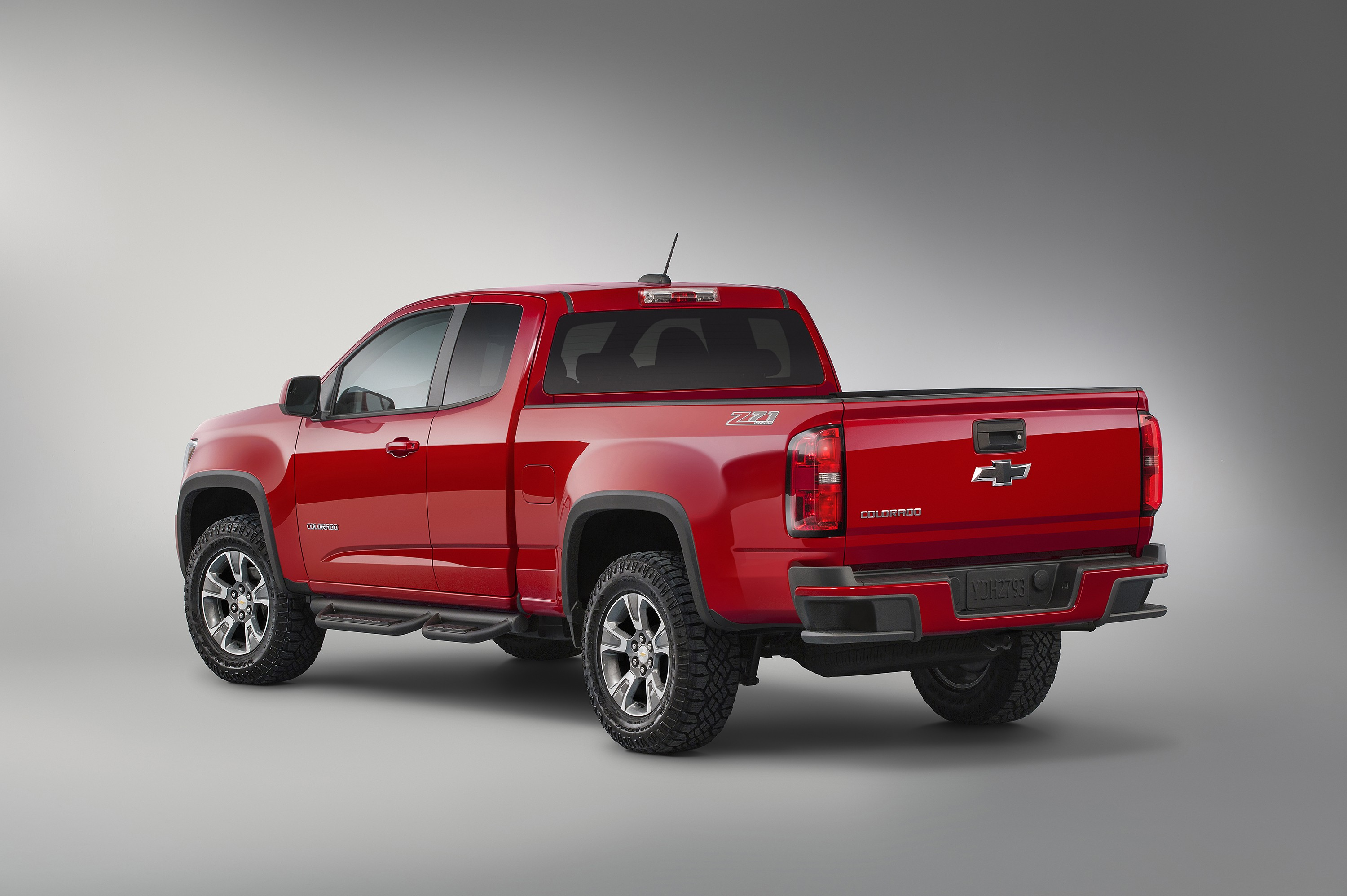 2015 Chevrolet Colorado Trail Boss Edition is a Tougher ...