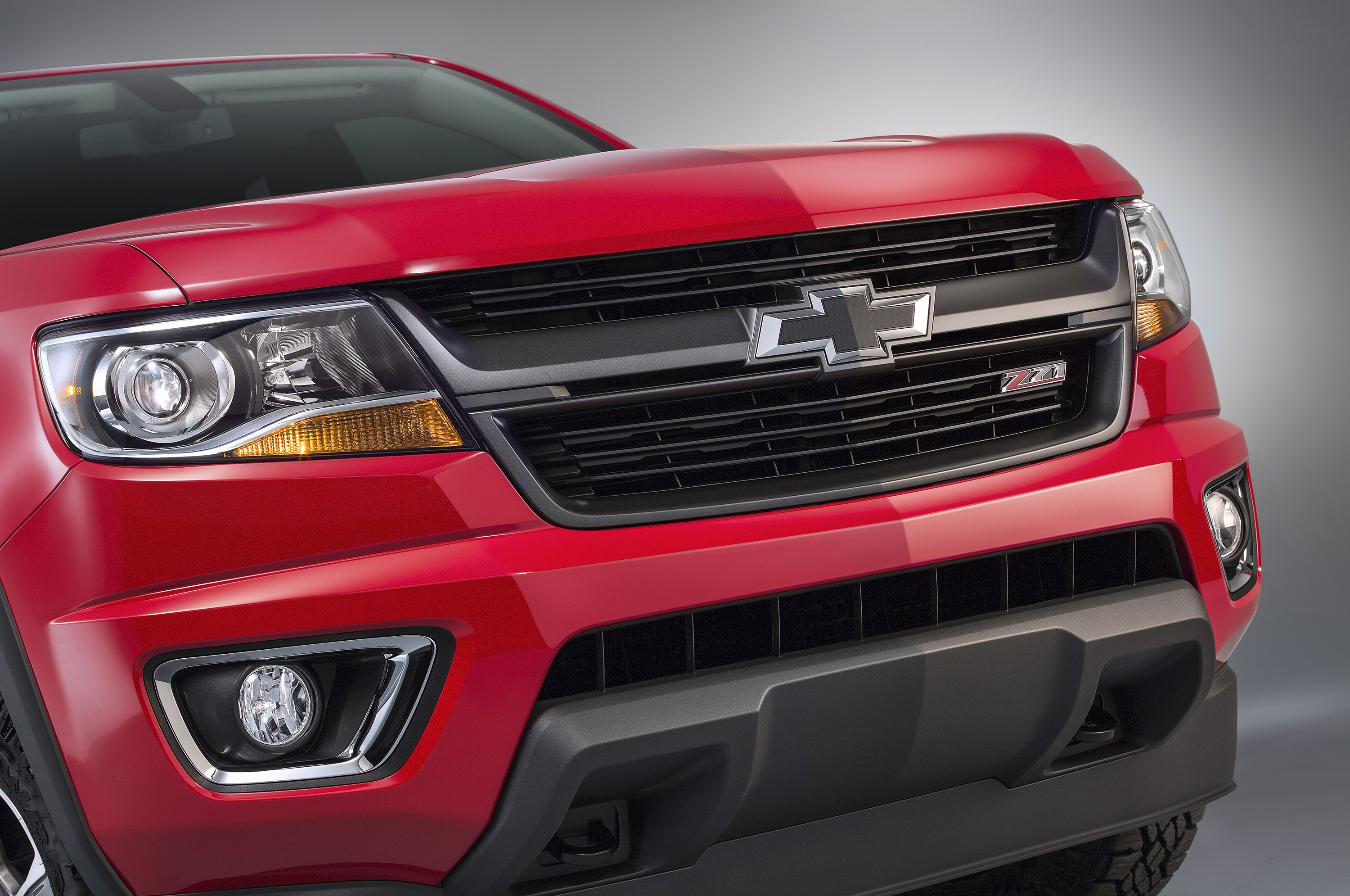 2015 Chevrolet Colorado Trail Boss Edition Is A Tougher
