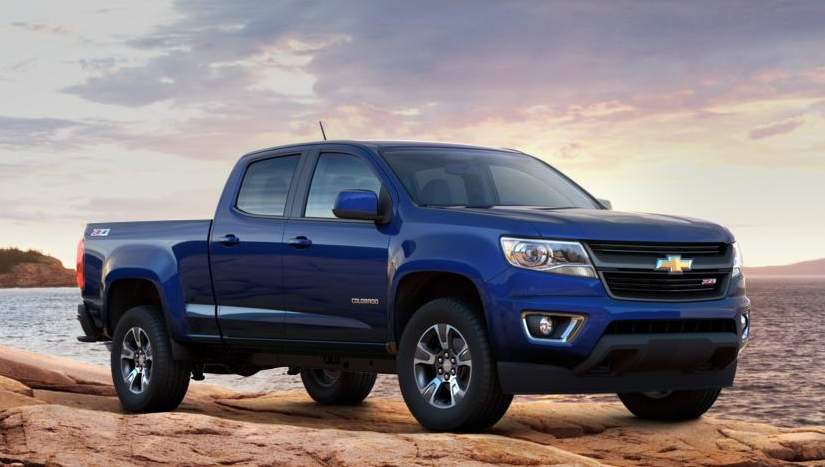 2015 chevrolet colorado will become available in 10 colors autoevolution. Black Bedroom Furniture Sets. Home Design Ideas