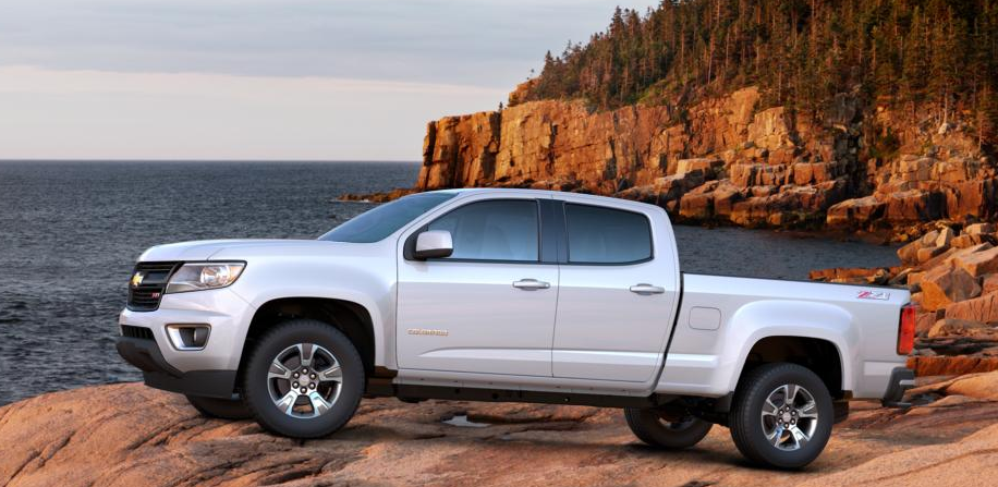 Find Latest Chevy Colorado 2015 Color Options Reviews and New Release