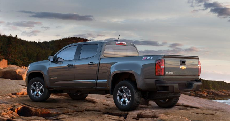 2015 Chevrolet Colorado Will Become Available in 10 Colors ...