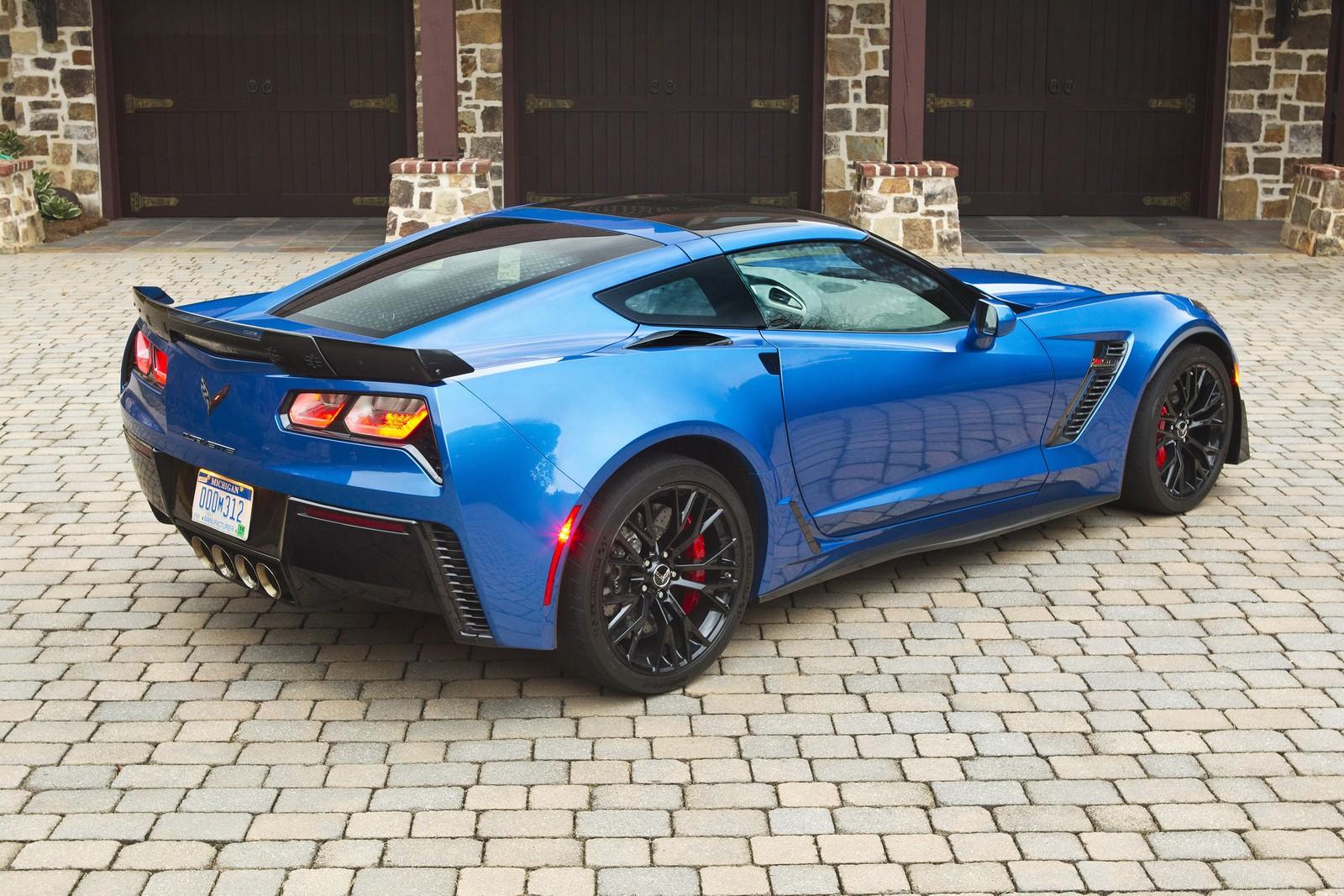 2015 chevrolet corvette z06 gets priced for europe autoevolution. Black Bedroom Furniture Sets. Home Design Ideas