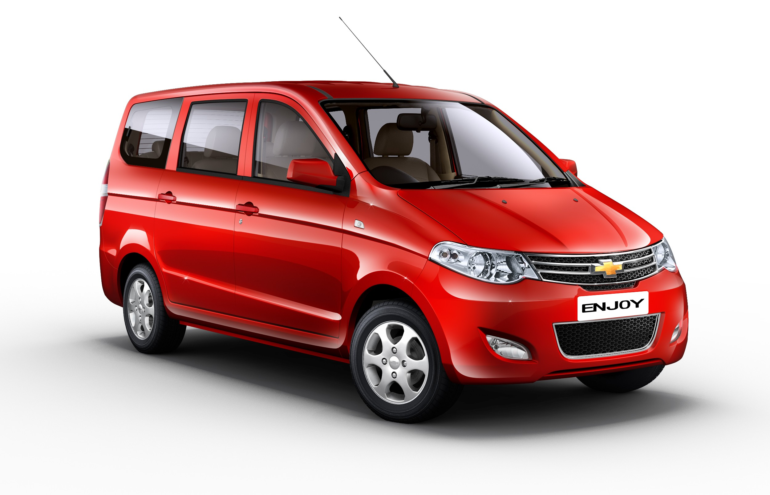 2015 Chevrolet Enjoy Is An India Bound Rwd People Carrier