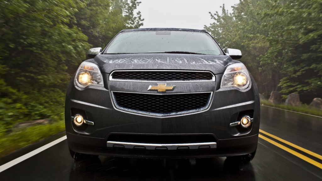 2015 Chevrolet Equinox Adds OnStar 4G LTE With Wi-Fi Connectivity ...