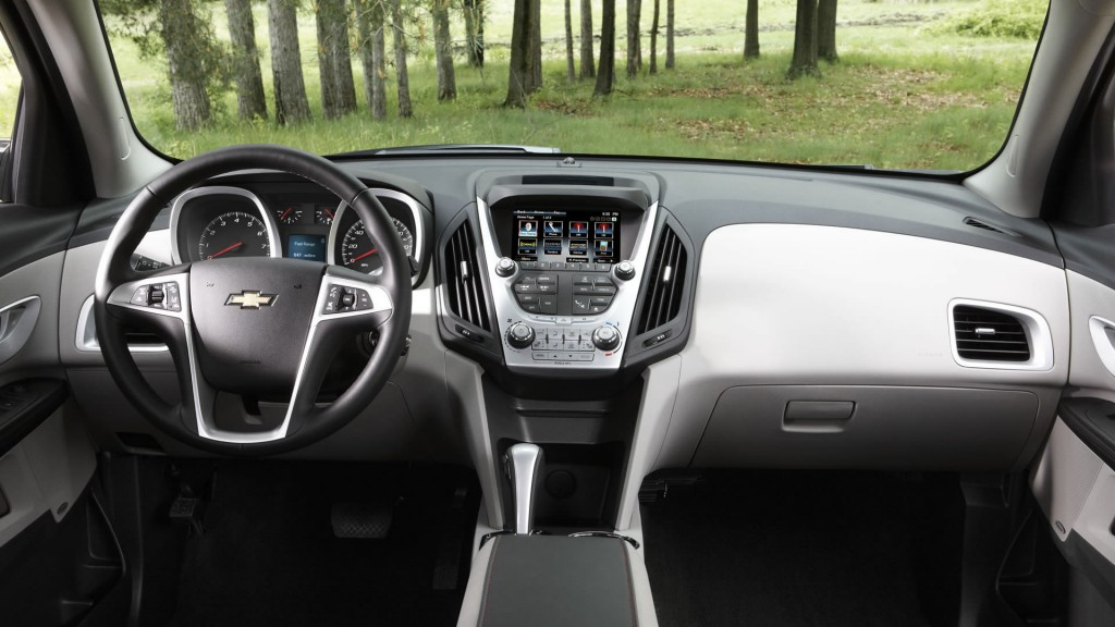 2015 Chevrolet Equinox Adds Onstar 4g Lte With Wi Fi Connectivity Autoevolution