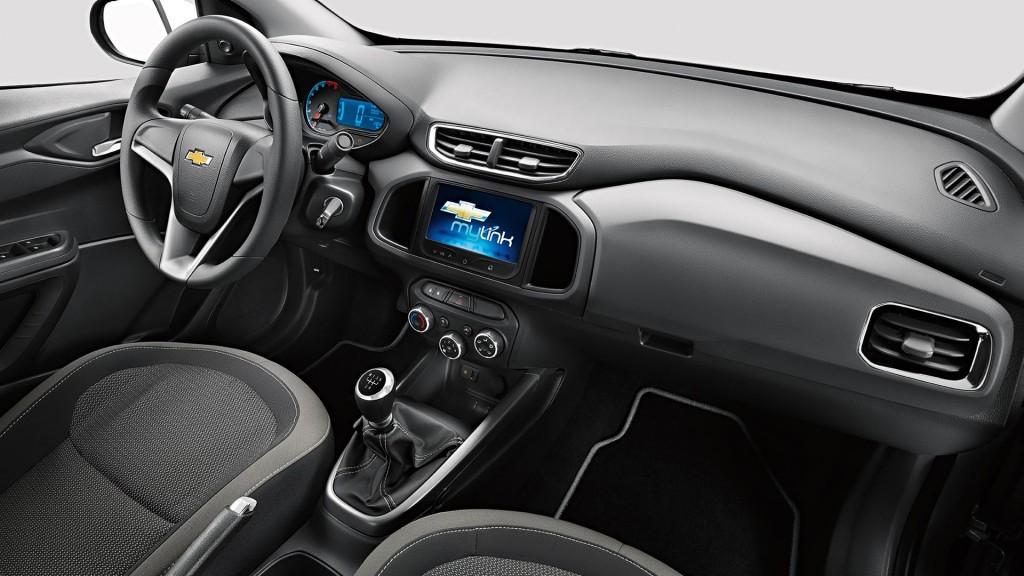 Corvette For Sale >> 2015 Chevrolet Prisma Launched in Brazil - autoevolution