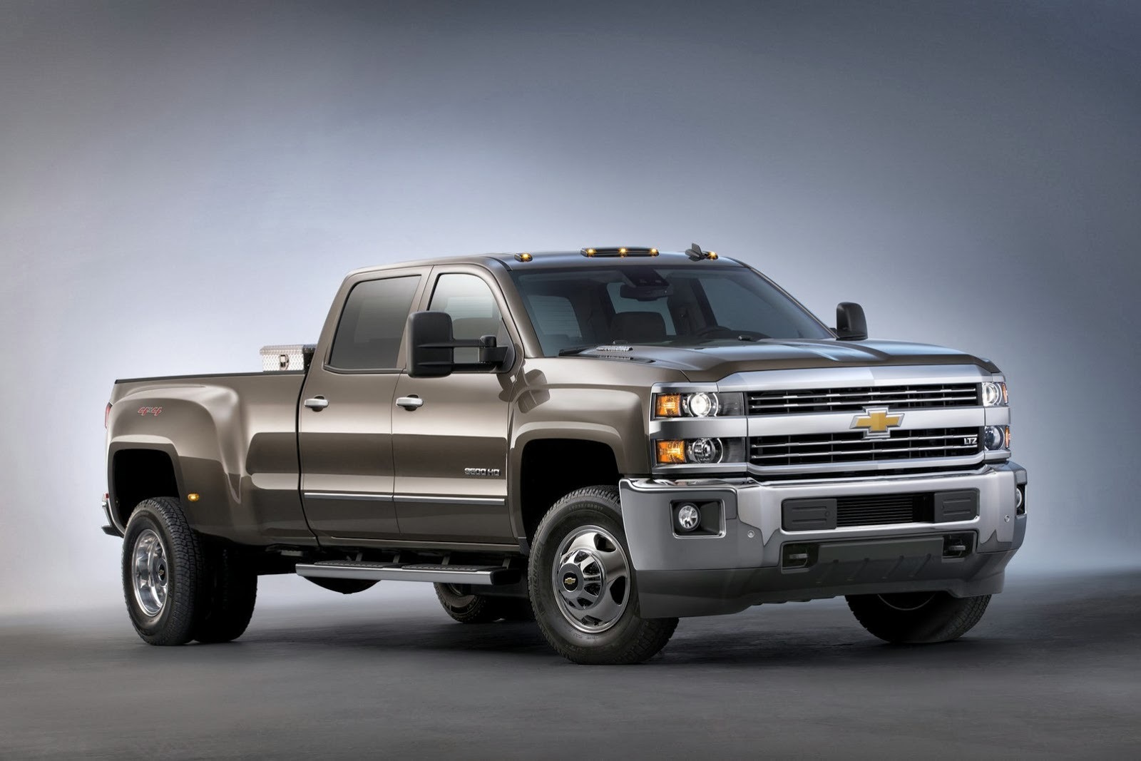 2015 Chevrolet Silverado HD Revealed at Texas State Fair ...