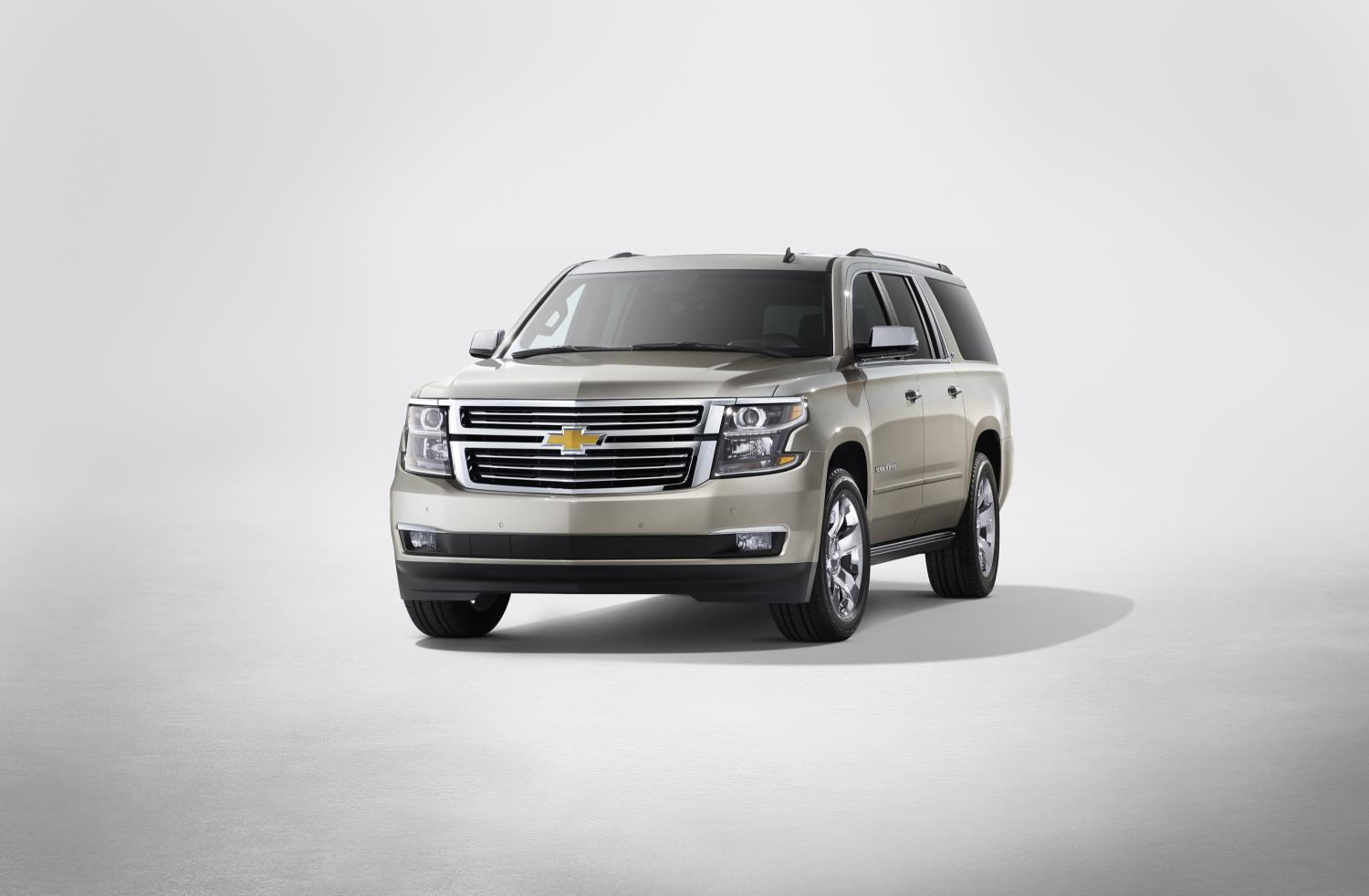 2015 chevrolet tahoe and suburban 2015 chevrolet tahoe and suburban