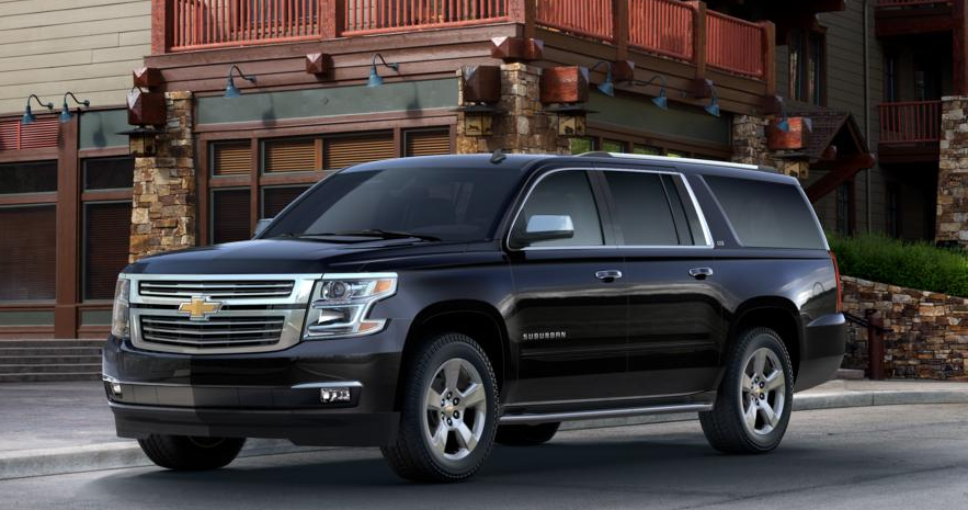 2015 chevrolet tahoe suburban color palette unveiled autoevolution. Black Bedroom Furniture Sets. Home Design Ideas