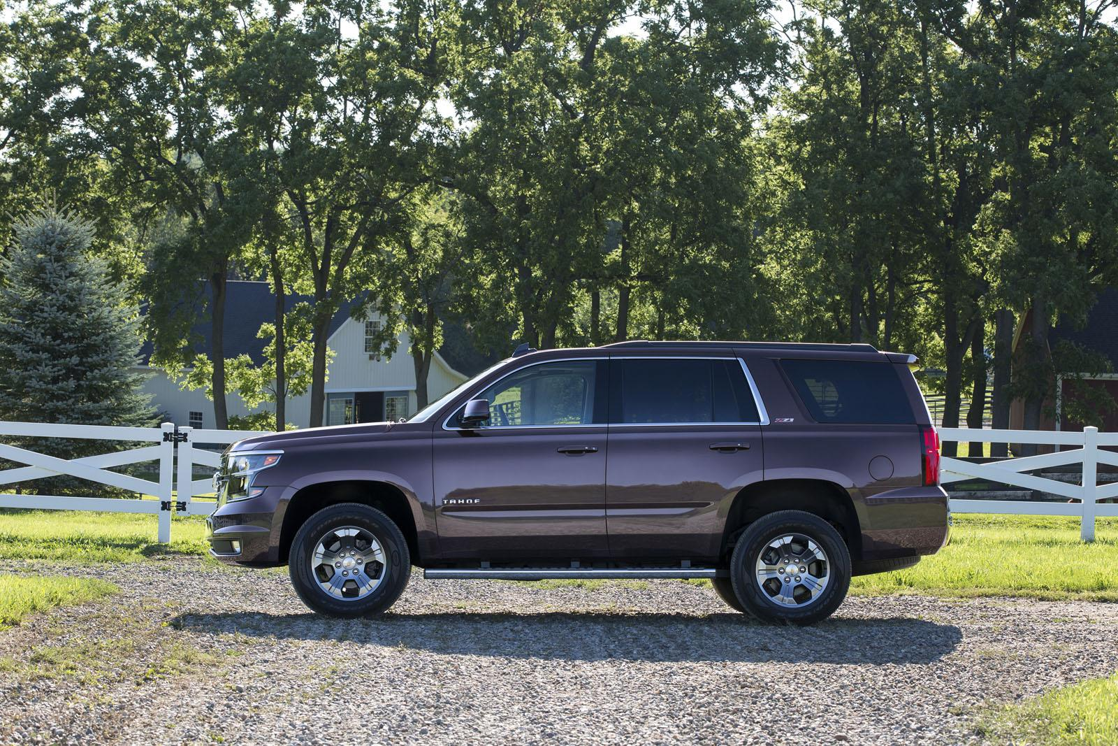 2015 chevrolet tahoe suburban z71 to go on sale this fall autoevolution. Black Bedroom Furniture Sets. Home Design Ideas