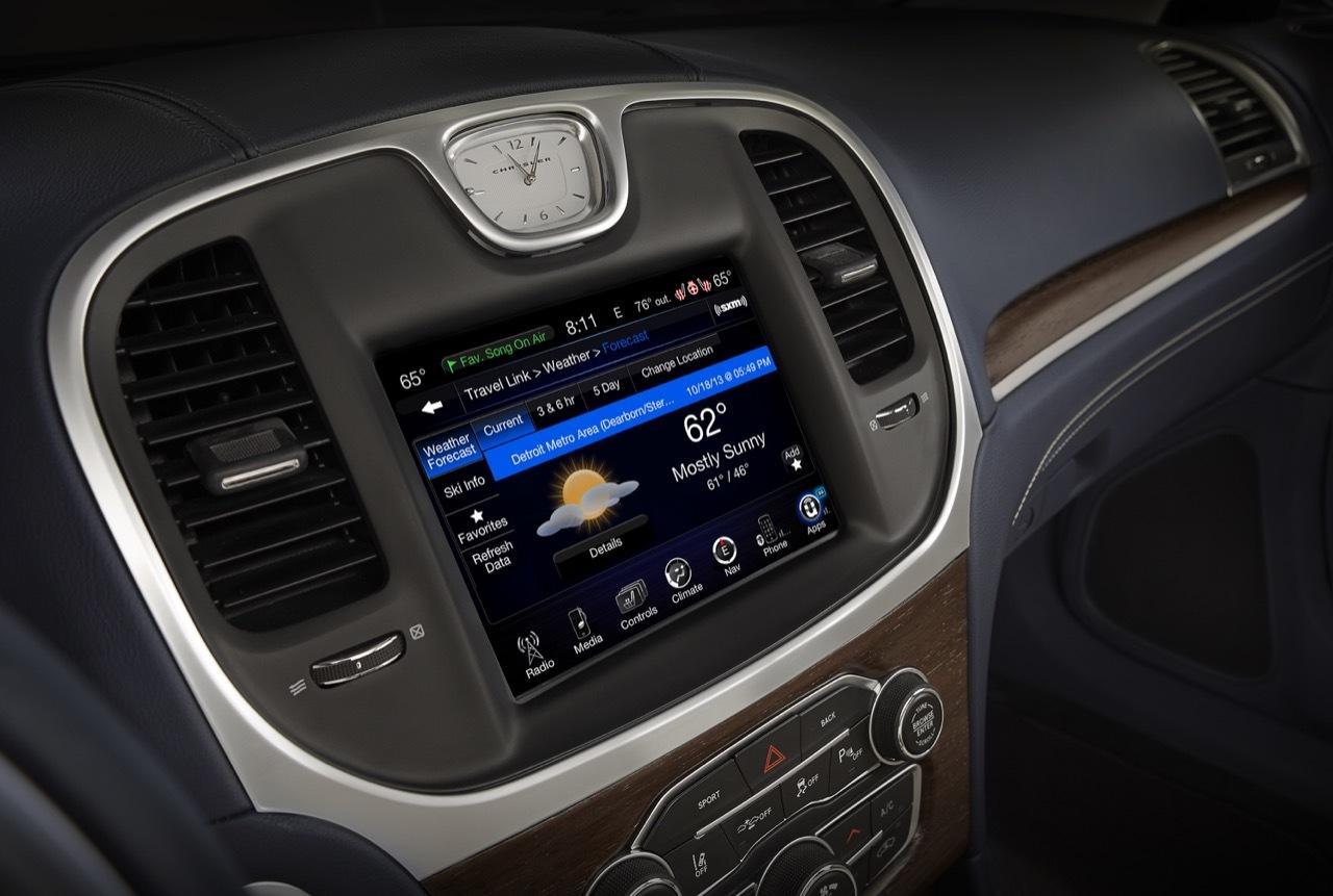 2015 Chrysler 300 Platinum