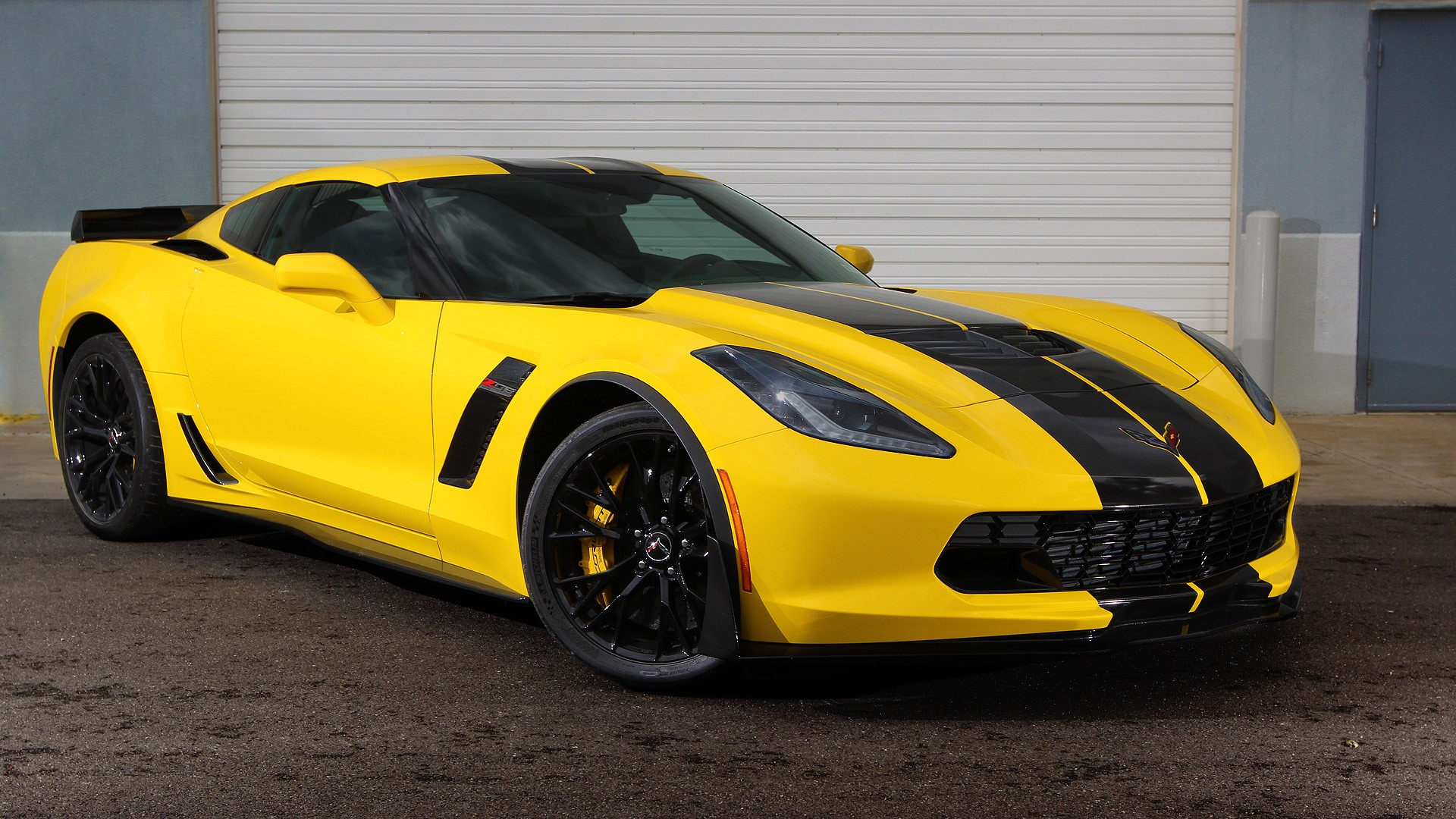2015 Corvette Z06 Gets A Procharger Jumps To Over 1 000 Hp Autoevolution